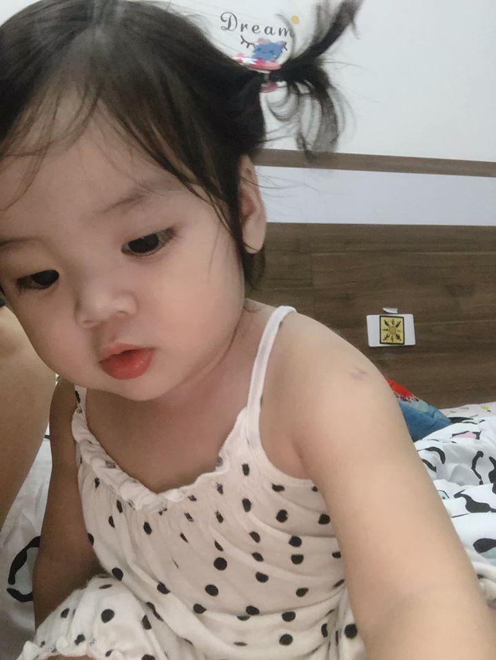 Ái nữ 1 tuổi đáng yêu như thiên thần, e rằng Hoài Lâm sẽ sớm bị giật spotlight mất thôi!-4