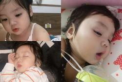 Ái nữ 1 tuổi đáng yêu như thiên thiền, e rằng Hoài Lâm sẽ sớm bị giật spotlight mất thôi!