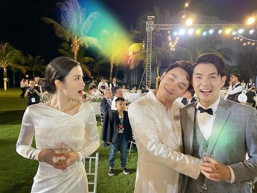 Trúc Nhân cạn lời khi được fan khen: Thích nhạc anh nhưng hâm mộ hơn sau đám cưới Đông Nhi-3