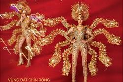 Bản tin Hoa hậu Hoàn vũ 14/11: Khán giả quốc tế nửa khen nửa chê quốc phục của Hoàng Thùy