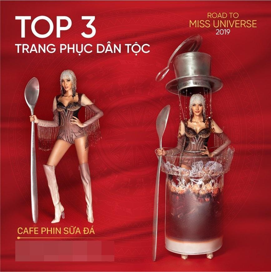 Bản tin Hoa hậu Hoàn vũ 14/11: Khán giả quốc tế nửa khen nửa chê quốc phục của Hoàng Thùy-3