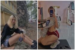 Cô gái 17 tuổi làm HLV thể hình, kiếm 20 triệu đồng/tháng