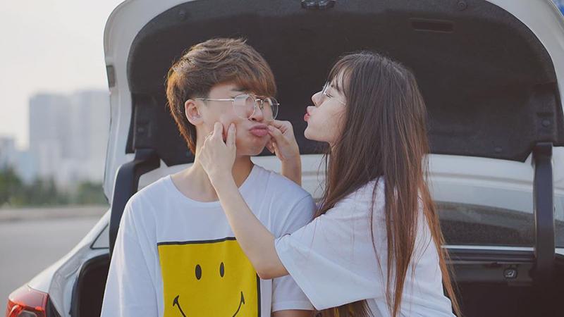 Tan chảy trước bộ ảnh ngọt ngào của Huy Cung và vợ, đơn giản nhưng vẫn đậm chất ngôn tình-3