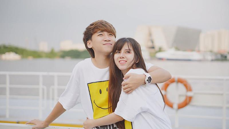 Tan chảy trước bộ ảnh ngọt ngào của Huy Cung và vợ, đơn giản nhưng vẫn đậm chất ngôn tình-5