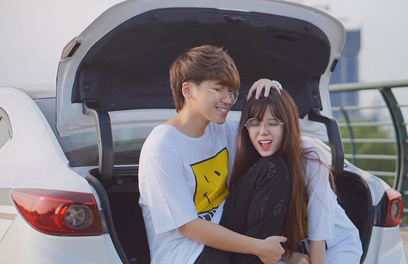 Tan chảy trước bộ ảnh ngọt ngào của Huy Cung và vợ, đơn giản nhưng vẫn đậm chất ngôn tình-6