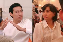 Hồ Việt Trung, Cát Phượng và dàn sao bỏ tiệc khi Tiến Linh ghi bàn