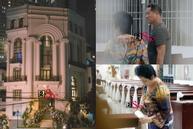 HOT: Bố mẹ Bảo Thy tận tay trang trí biệt thự, nhà thờ cho con gái rượu trước lễ thành hôn