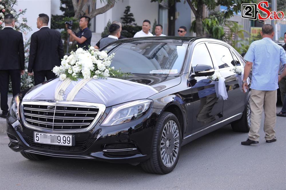 Điểm lạ trong lễ cưới Bảo Thy: Cô dâu chú rể không chung bước, liên tục người đi trước - kẻ bước sau-5