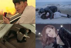 Những tai nạn 'lãng xẹt', vô lý đến mức xem mà ức trong MV nhạc Việt