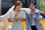Sau lời tuyên bố ly hôn, Ngọc Lan thẳng tay xóa ảnh cưới chụp cùng Thanh Bình