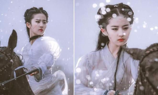 Cảnh bị cắt vì nhạy cảm của Lưu Diệc Phi trong Thần điêu đại hiệp-1