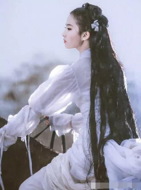 Cảnh bị cắt vì nhạy cảm của Lưu Diệc Phi trong Thần điêu đại hiệp-2