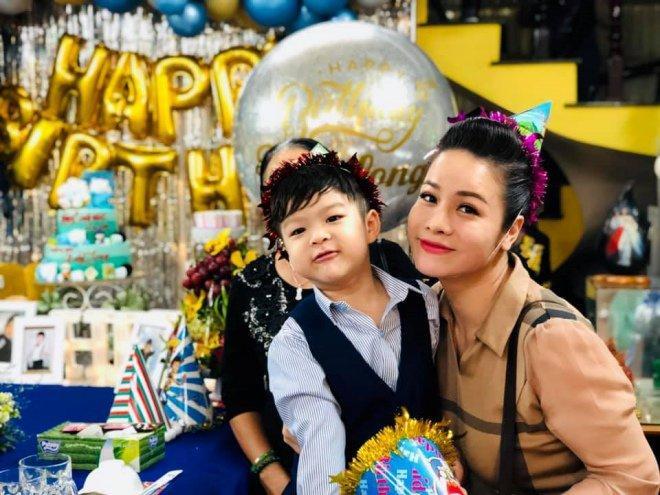 Nhật Kim Anh tố chồng cũ không cho gặp con, người trong cuộc lên tiếng: Xin em đừng diễn nữa-3