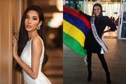 Bản tin Hoa hậu Hoàn vũ 16/11: Hoàng Thùy tất bật chuẩn bị trong khi đối thủ đã chính thức lên đường