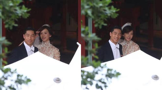 Lâm Chí Linh luyện tập cho hôn lễ cùng váy cưới-1