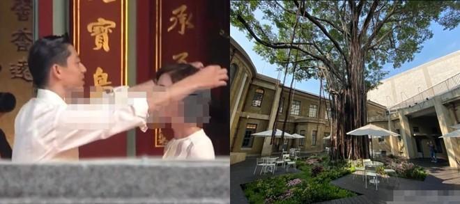 Lâm Chí Linh luyện tập cho hôn lễ cùng váy cưới-4