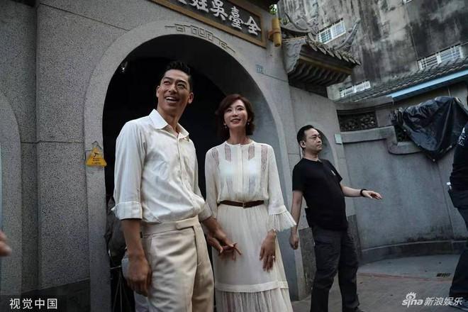Lâm Chí Linh luyện tập cho hôn lễ cùng váy cưới-6
