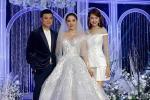 Siết chặt an ninh trong hôn lễ nhưng cô dâu Bảo Thy lại thoải mái khoe phòng cưới bên trong khách sạn 6 sao sang chảnh-4