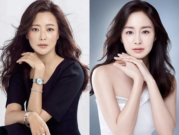 Vừa nghe tin Kim Tae Hee đóng phim, đệ nhất mỹ nhân xứ Hàn Kim Hee Sun cũng nhận lời đóng cặp với trai trẻ kém gần 10 tuổi-2