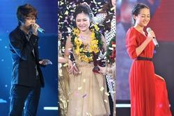 Những hiện tượng của Giọng hát Việt mùa một giờ ra sao?