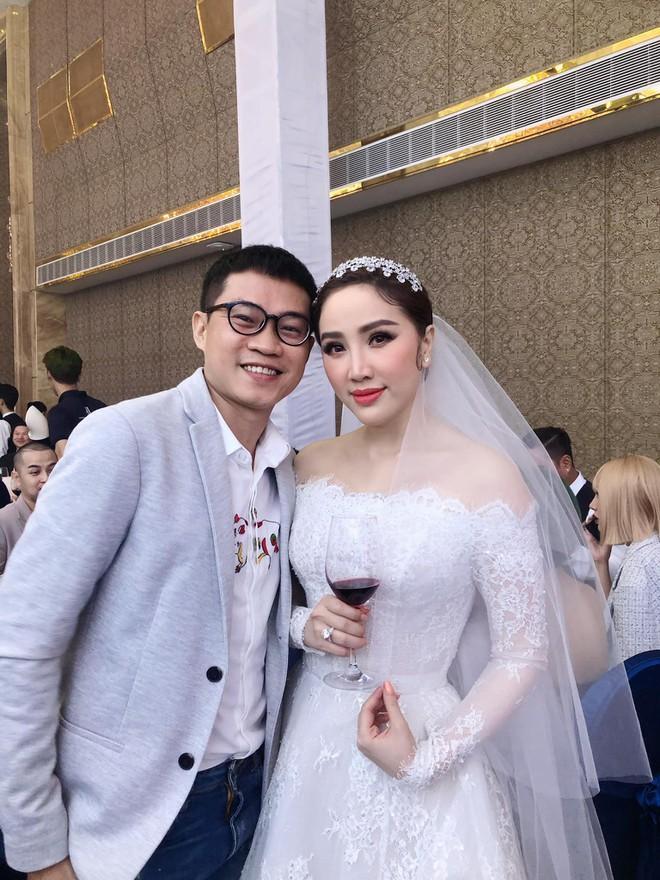 3 bộ chụp ảnh cưới chưa là gì, 3 váy cưới chính thức của Bảo Thy mới thực sự là cực phẩm!-9