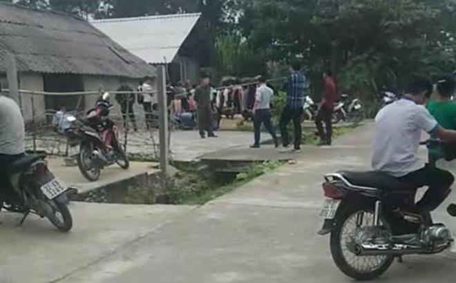 Nóng: Bàng hoàng phát hiện 3 bố con chết trong tư thế treo cổ ở Tuyên Quang-2