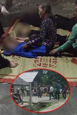 Nóng: Bàng hoàng phát hiện 3 bố con chết trong tư thế treo cổ ở Tuyên Quang