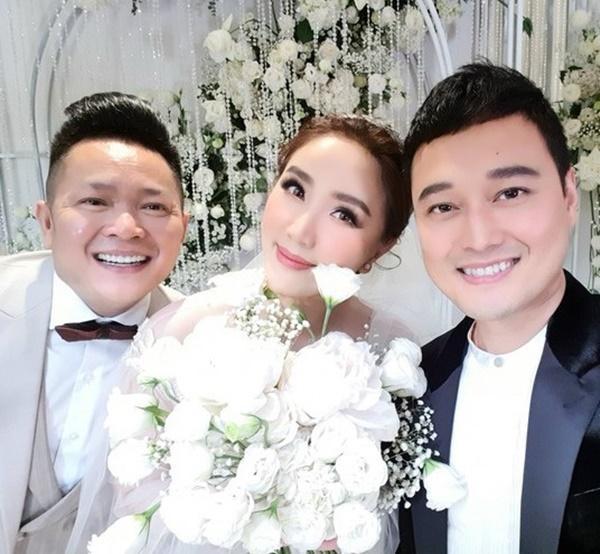 So thực đơn trong tiệc cưới của Cường Đô La, Trường Giang và sao Việt-1