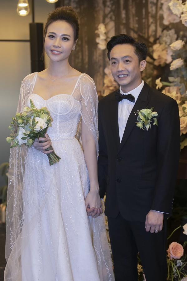 So thực đơn trong tiệc cưới của Cường Đô La, Trường Giang và sao Việt-5