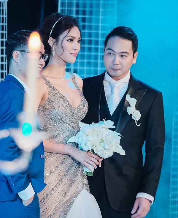 So thực đơn trong tiệc cưới của Cường Đô La, Trường Giang và sao Việt-7