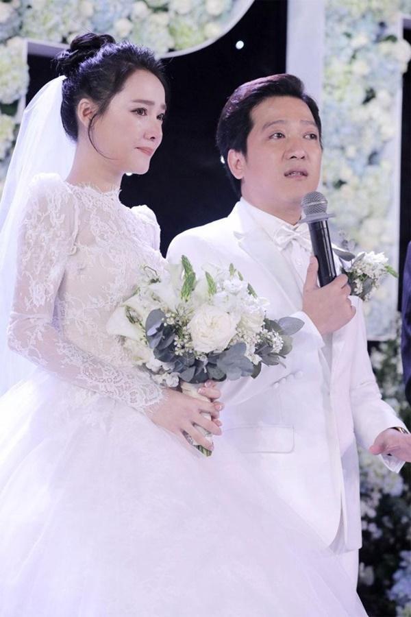 So thực đơn trong tiệc cưới của Cường Đô La, Trường Giang và sao Việt-9