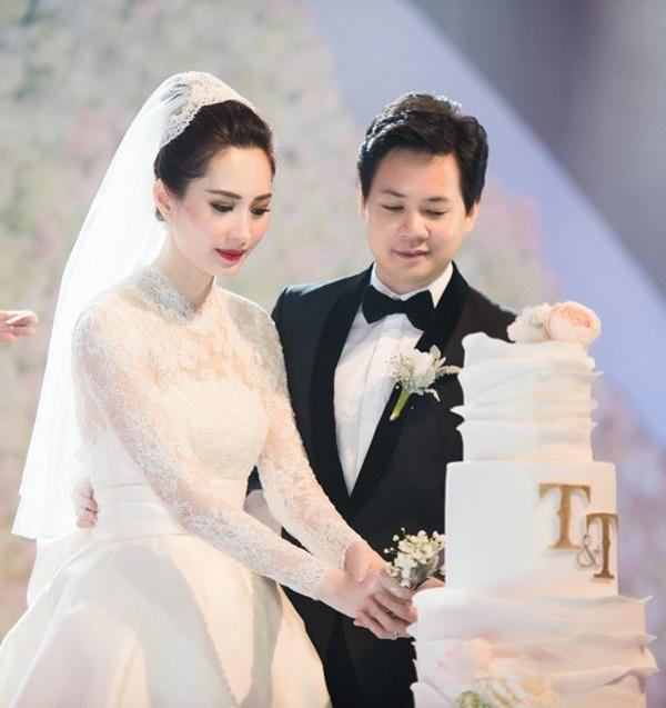 So thực đơn trong tiệc cưới của Cường Đô La, Trường Giang và sao Việt-15