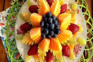 Cách đầu bếp chuyên nghiệp bổ hoa quả