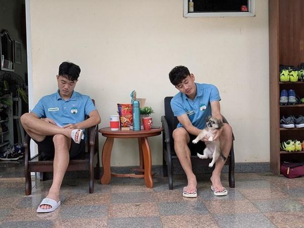 Tình bạn thân thiết của Xuân Trường và Minh Vương-10