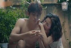 Chuyện chưa kể về những cảnh nóng bị cắt trên phim Việt của HBO