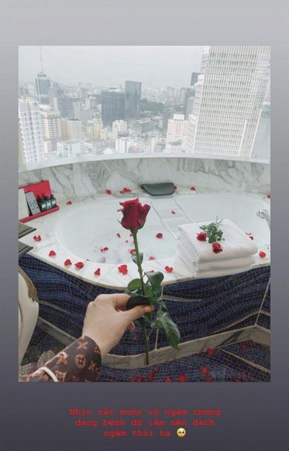 Đêm tân hôn không ai ngờ của Bảo Thy: Phòng hoa chúc im ắng, chú rể còn nguyên vest trên người-6