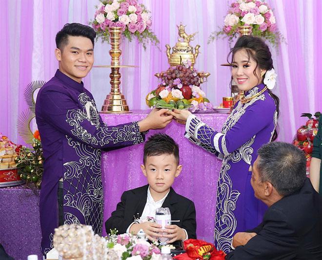 Những khoảnh khắc xuất sắc trong đám cưới sao Việt: Cùng nhau xum vầy con anh - con em - con chúng ta-3