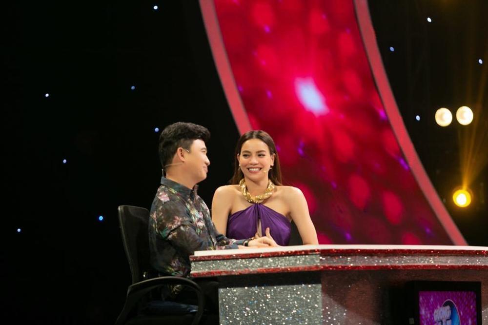 Quang Linh, Hà Hồ phấn khích hò hét cùng bản sao Minh Tuyết-4