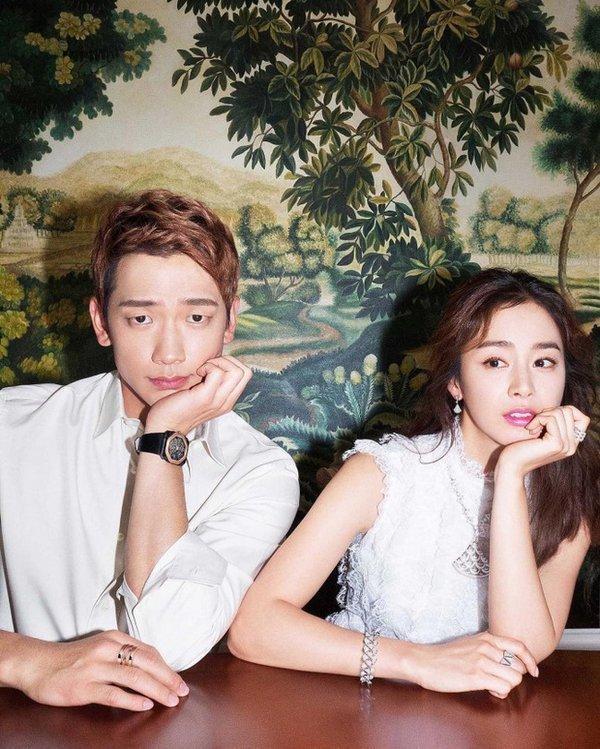 Lộ diện sau hơn 1 tháng sinh con, Kim Tae Hee nói về mối quan hệ với Bi Rain-2