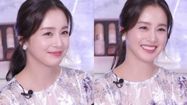 Lộ diện sau hơn 1 tháng sinh con, Kim Tae Hee nói về mối quan hệ với Bi Rain-1