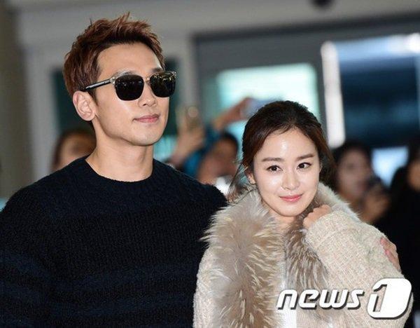 Lộ diện sau hơn 1 tháng sinh con, Kim Tae Hee nói về mối quan hệ với Bi Rain-4
