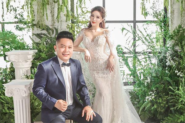 Chồng mới cưới bị chê ngoại hình, Bảo Thy phản ứng: Đừng ép anh phải đẹp trai như nam thần showbiz-1