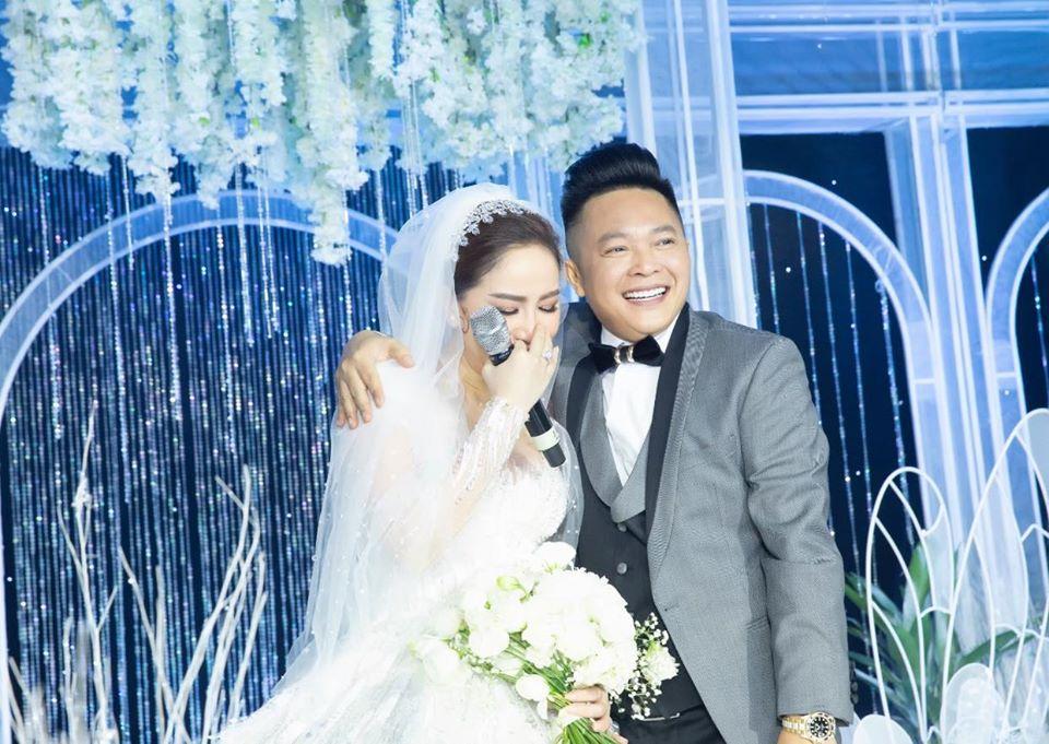 Chồng mới cưới bị chê ngoại hình, Bảo Thy phản ứng: Đừng ép anh phải đẹp trai như nam thần showbiz-2