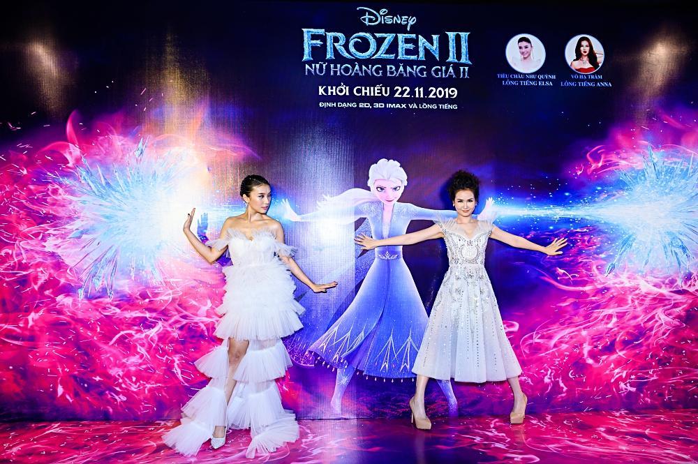 Tan chảy trước hình ảnh con út nhà Lý Hải - Minh Hà ngủ gục trên vai bố khi dự ra mắt phim Frozen 2-2