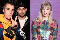 Bênh vực Taylor Swift, đạo diễn 'Bad Blood' xúc phạm Justin Bieber là 'đồ rác rưởi'
