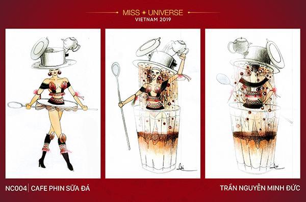 HHen Niê mang Bánh mì dự thi Miss Universe, Hoàng Thùy sẵn sàng Cafe phin sữa đá cho đủ combo ăn sáng-3