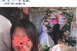 Chụp bức ảnh đi ăn cưới người yêu cũ, cô gái bị chỉ trích dữ dội từ cư dân mạng vì một lý do