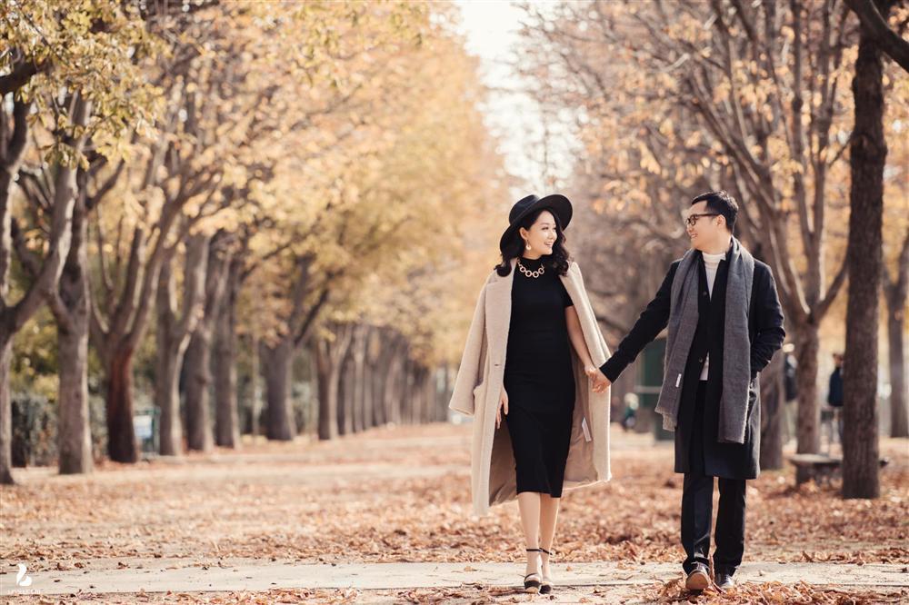 Xuýt xoa bộ ảnh cưới xuyên biên giới của MC/BTV thời sự trẻ nhất VTV và chồng điển trai-6