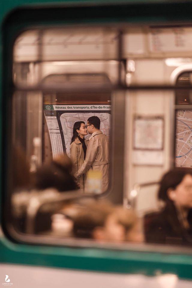 Xuýt xoa bộ ảnh cưới xuyên biên giới của MC/BTV thời sự trẻ nhất VTV và chồng điển trai-4