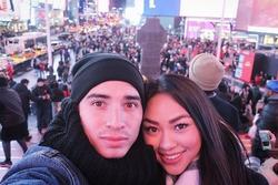 Chuyện tình 4 năm của Tristan Do và bạn gái gợi cảm